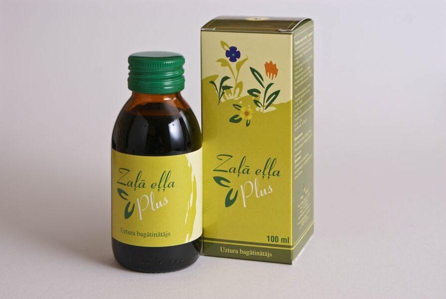 Зеленое масло 100мл