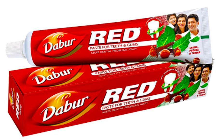 Зубная паста (красная) Dabur