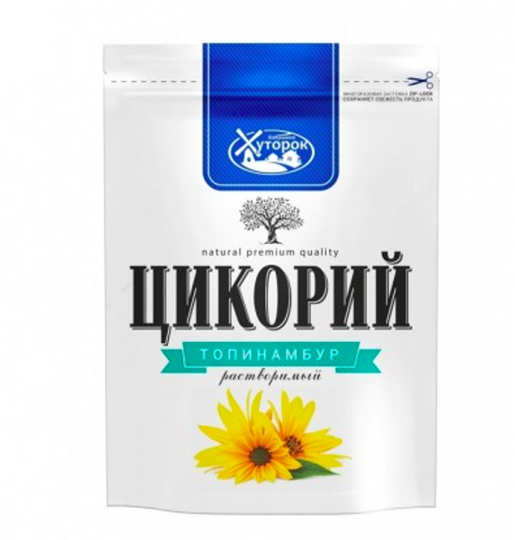 Cigoriņu kafija (Topinambūrs)