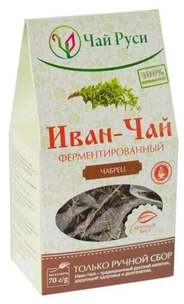 Ivan - tēja fermentēta ar timiānu