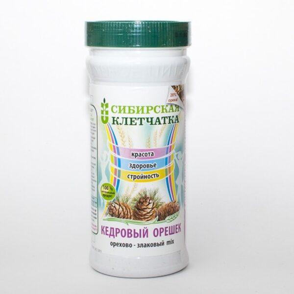 Сибирская клетчатка КЕДРОВЫЙ ОРЕШЕК 280г