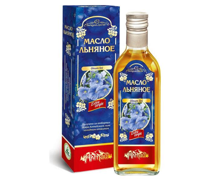Льняное масло (250мл)