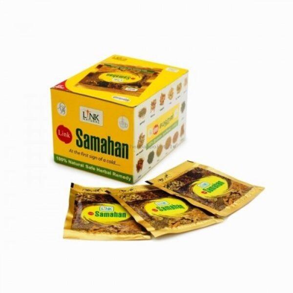 Растворимый фито-чай SAMAHAN 10пакетиков