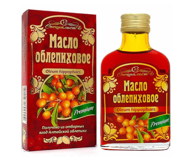 Облепиховое масло (100мл)